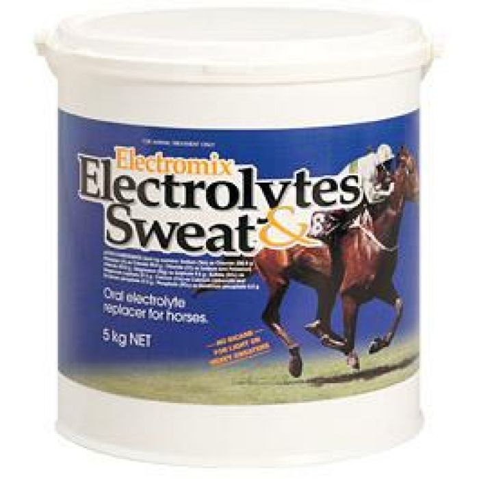 Electromix Electrolytes and Sweat