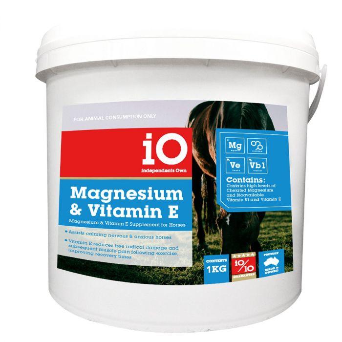 IO Magnesium & Vitamin E
