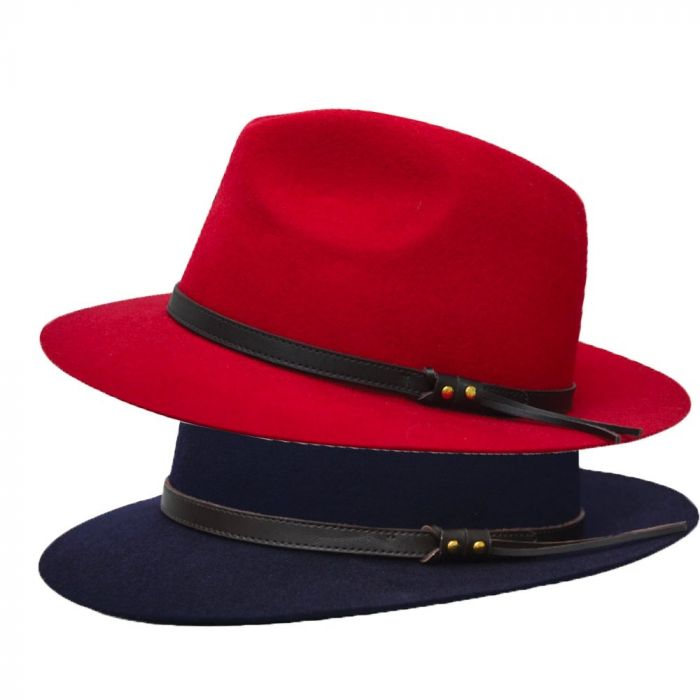 Thomas Cook Jagger Wool Felt Hat