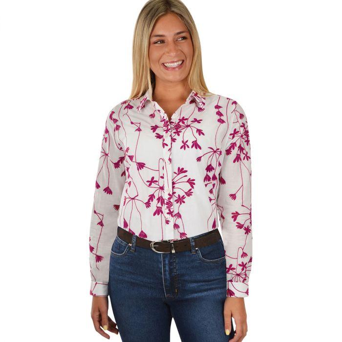 Thomas Cook Jenny Long Sleeve Shirt