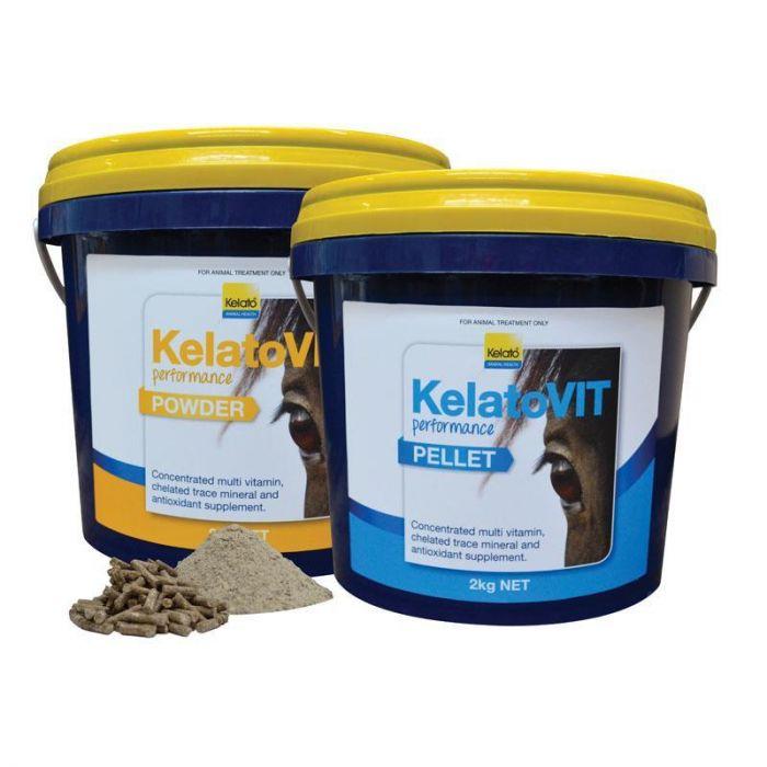 KelatoVIT Performance - Kelato