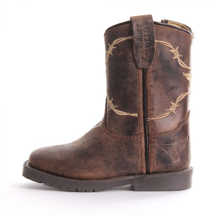 Pure Western Kit Toddler Boot