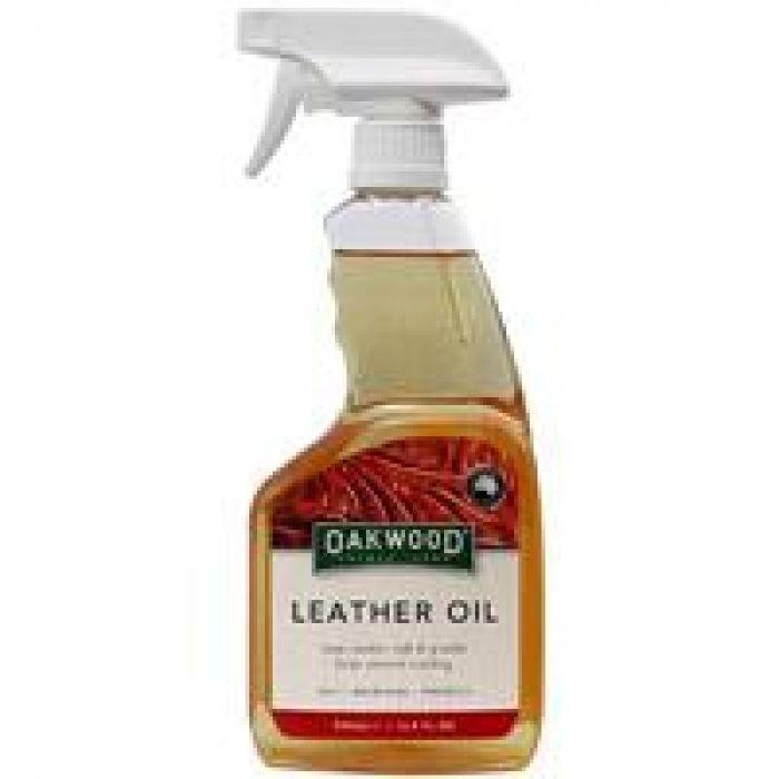 Oakwood Leather Oil 500mL