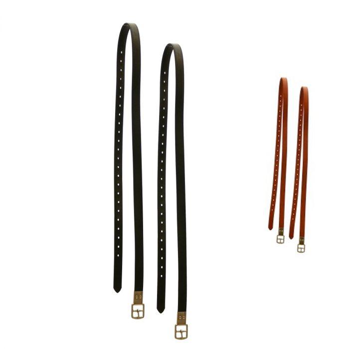 LeTek Leather Stirrup Straps