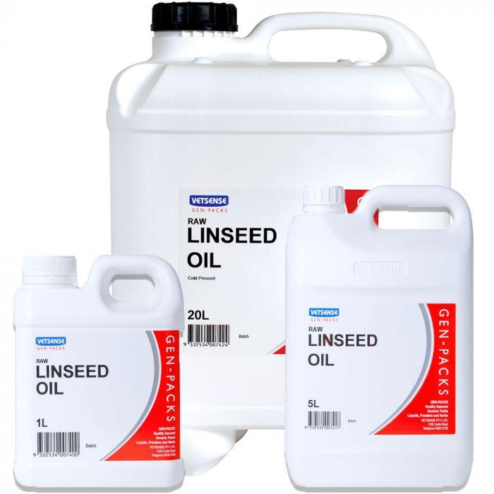VETSENSE Linseed Oil