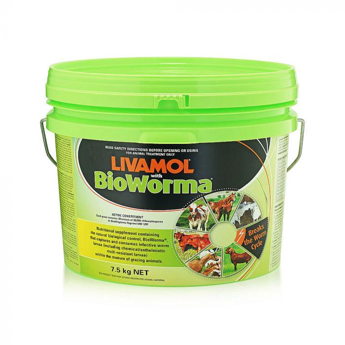 Livamol with Bioworma 7.5kg