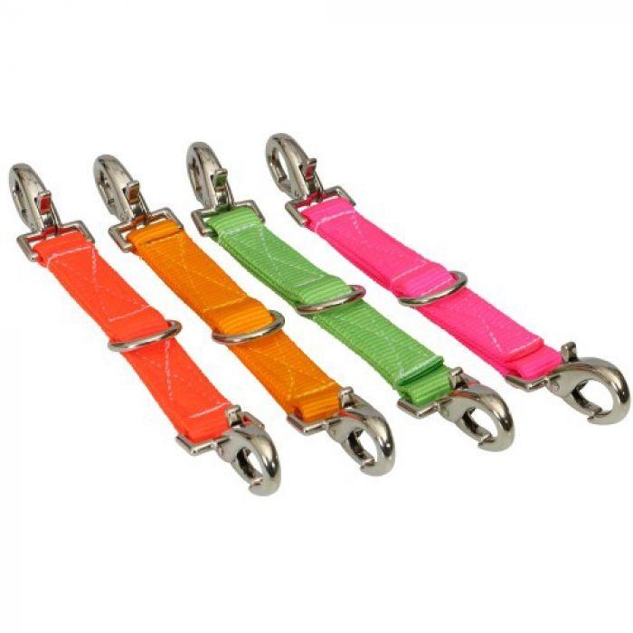 Equi-Prene Lunge Converter Strap Neon Orange