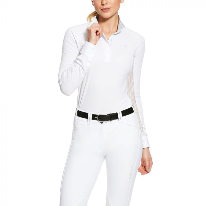 Ariat Marquis Long Sleeve Show Shirt