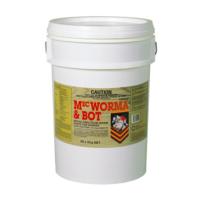 Parasite control - MecWormer Plus Bot 33g