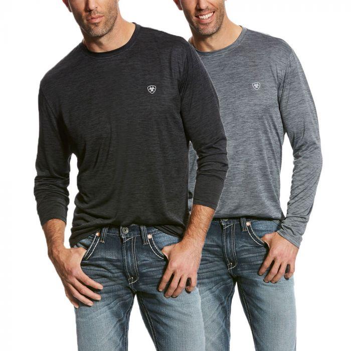 Ariat Mens Charger Long Sleeve Shirt