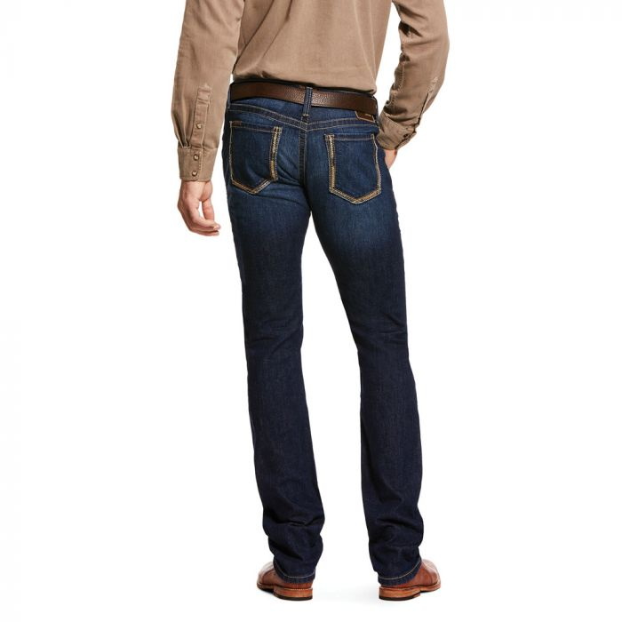 ARIAT M8 Flintridge Slim Leg Jeans - Cash - Back