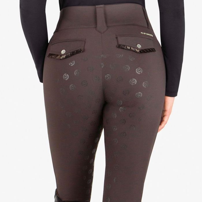 PS Of Sweden Nathalie Breeches - Coffee