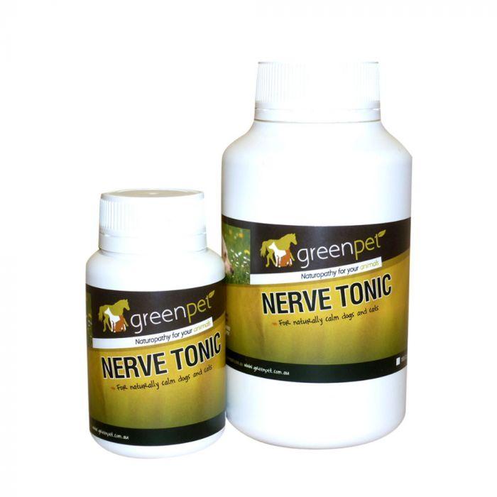 Greenpet Nerve Tonic 100 Capsules