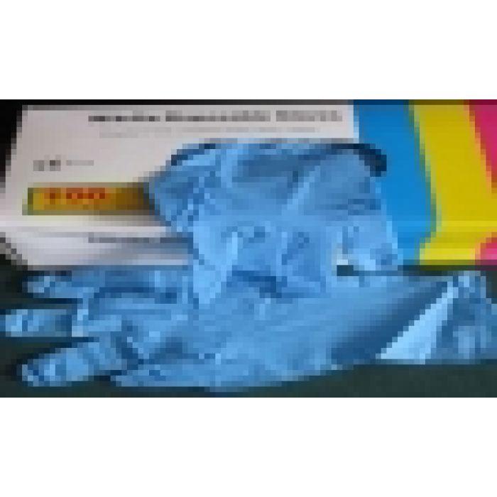 Nitrile Gloves Latex Free (100 Pack)