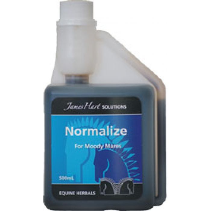 Normalize by James Hart