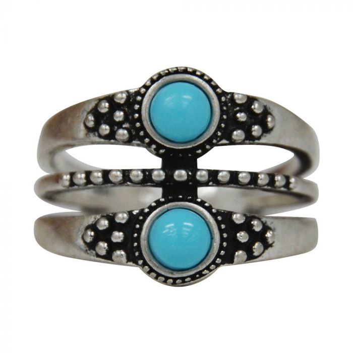 Pure Western Sterling Ring