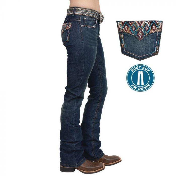 Pure Western Courtney Boot Cut Jean