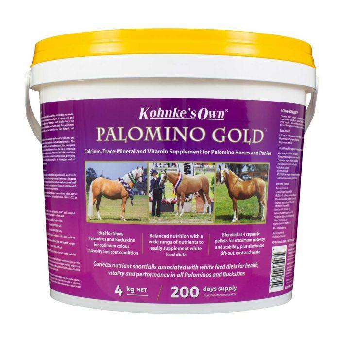 Kohnke's Own Palomino Gold - 4KG