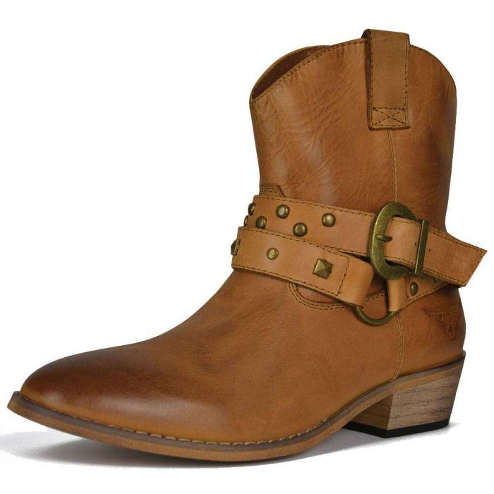 Santa Fe Boot - Tan
