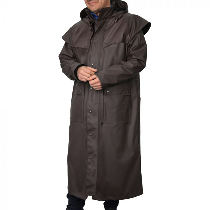 Thomas Cook Unisexed Pioneer Long Raincoat