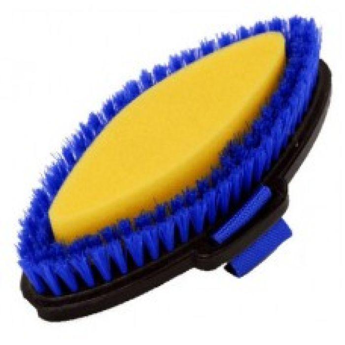 Sponge Brush Plastic Back