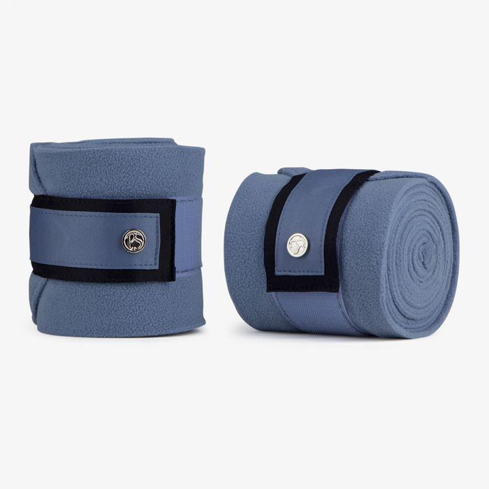 PS of Sweden Polo Bandages Monogram - Light Blue
