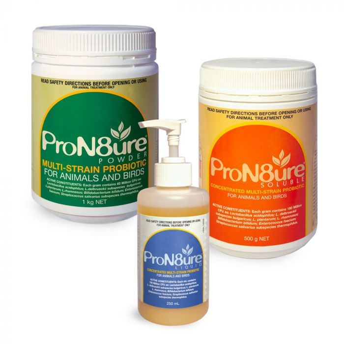 ProN8ure Probiotic for animals and birds (Formerly Protexin)