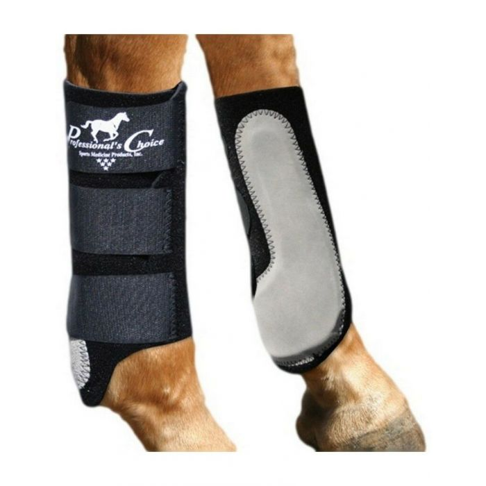 Pro Choice Easy-Fit Splint Boots - Black
