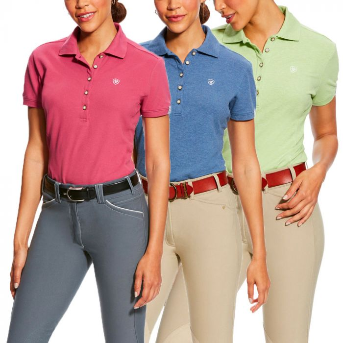 Ariat Ladies Prix Polo Shirt