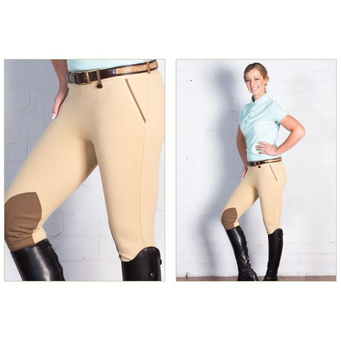 Peter Williams Ultimate Pull On Breeches - Ladies
