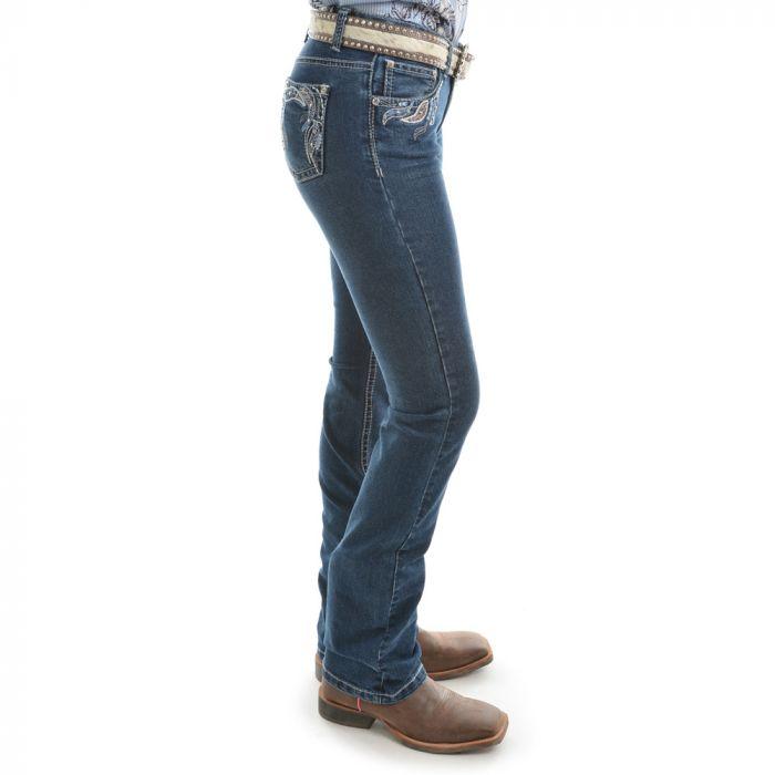 Pure Western Elora Jean - Boot Cut - Side