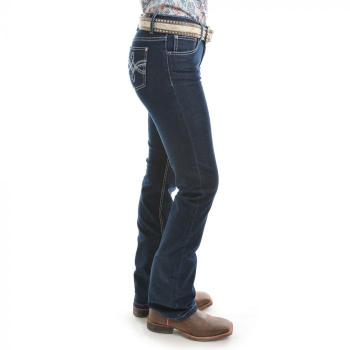 Pure Western Stella Jean - Boot Cut - Side