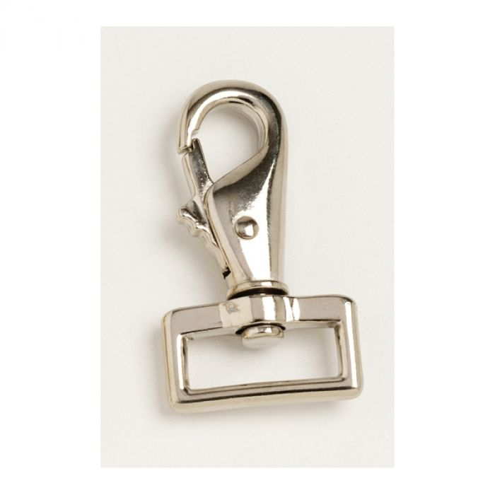 """Quick Snap Square Eye 1"""" Nickel Plated"""