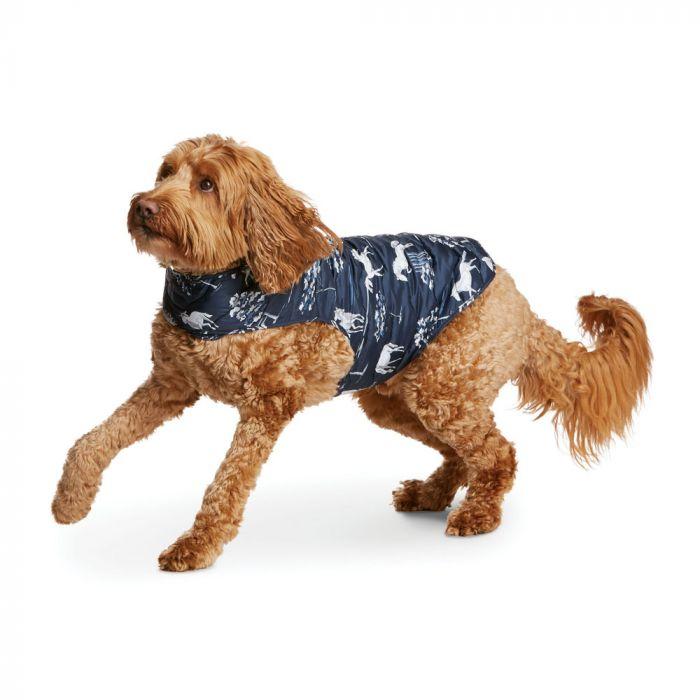 Ariat Pup Puffer Dog Jacket - Pasture Print