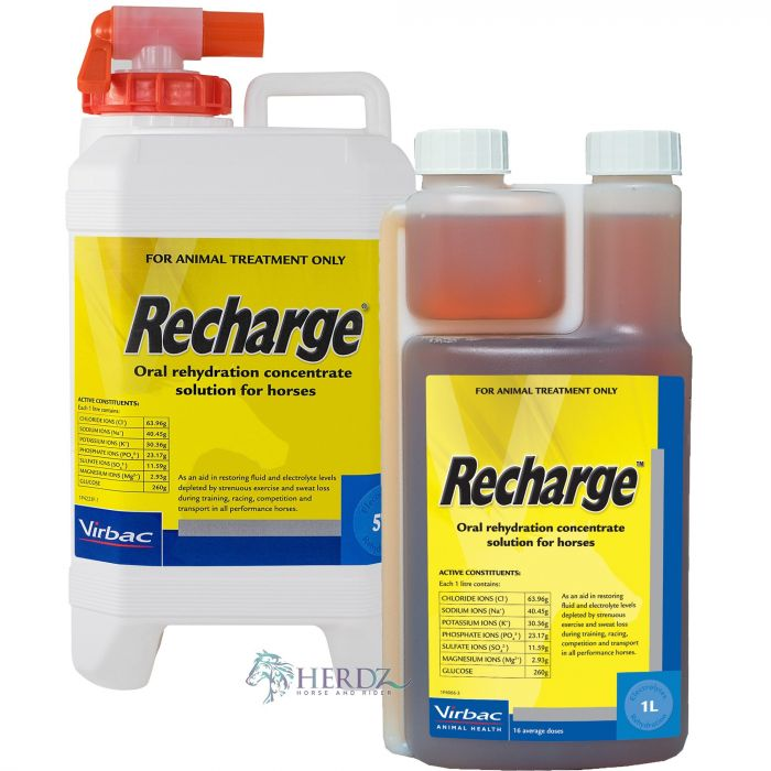 Recharge for horses