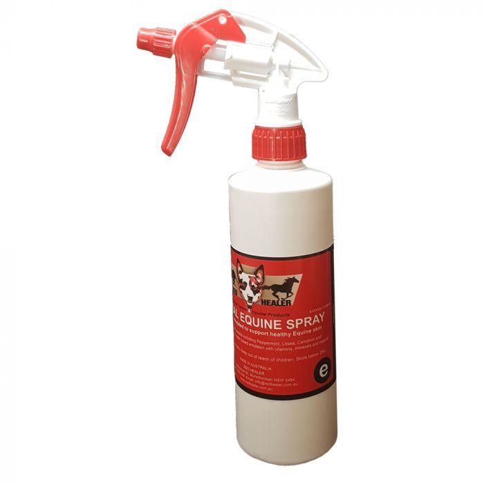 Red Healer Equine Spray 500ml