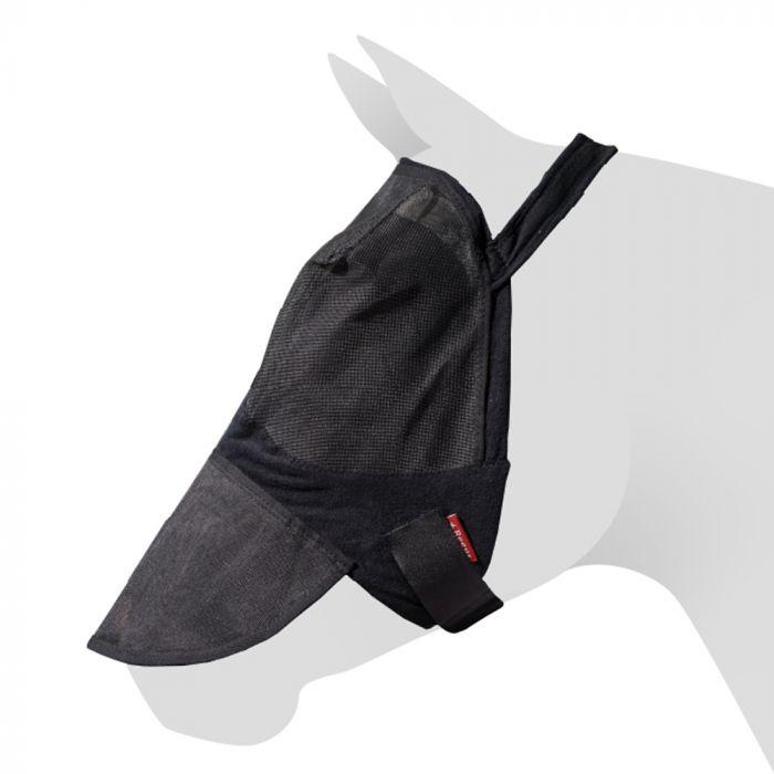Regus Fleece Flymask with Mesh Nose