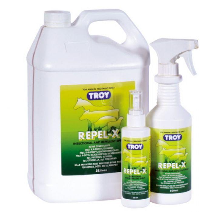 Troy - Repel X