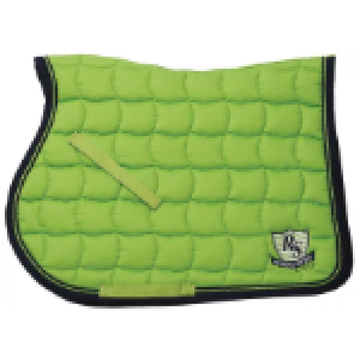 Riding Sport AP Saddlecloth - Lime
