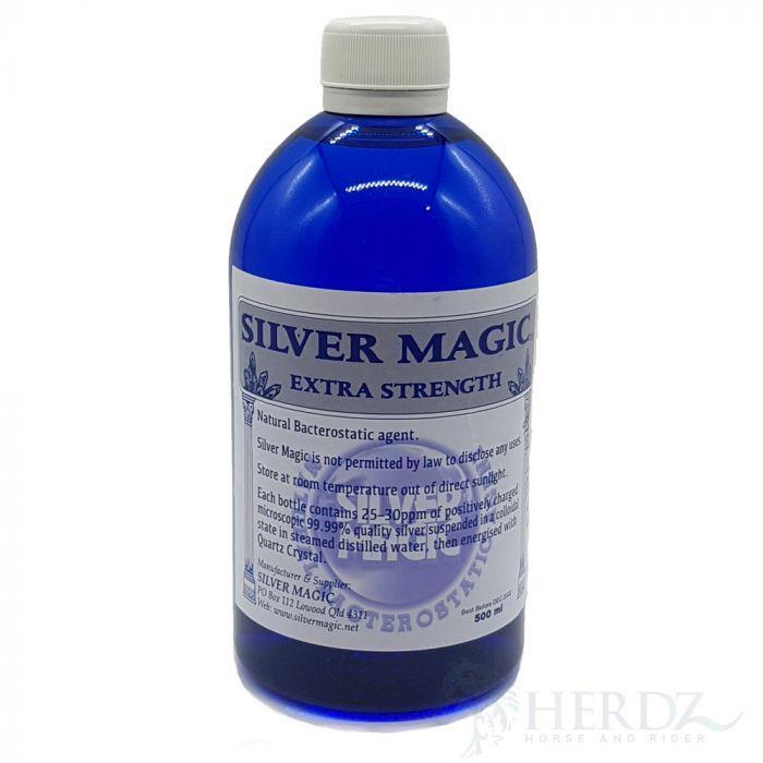 Silver Magic Extra Strength - 500ml