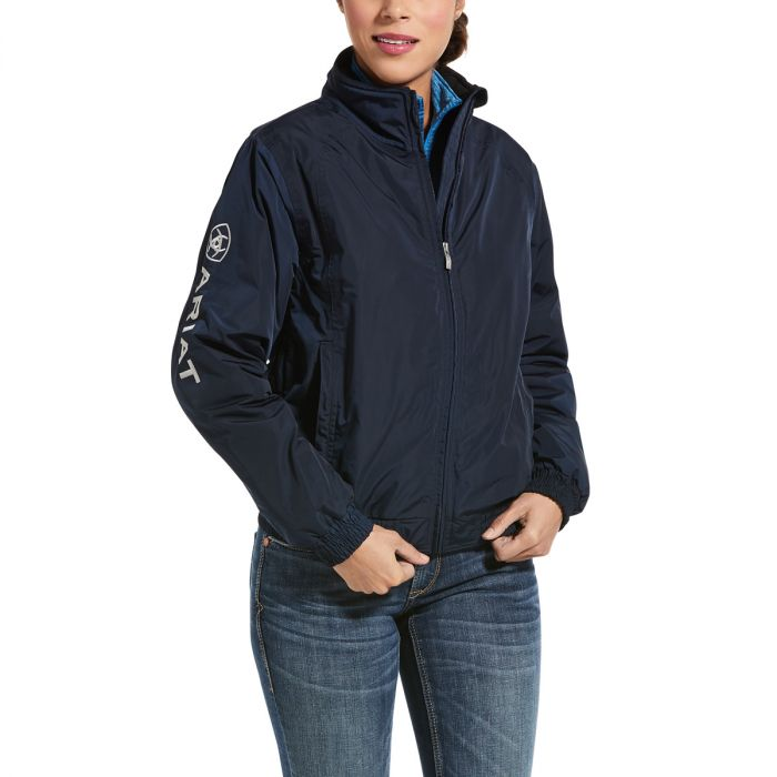Ariat Womens Stable Insulated Jacket - Navy