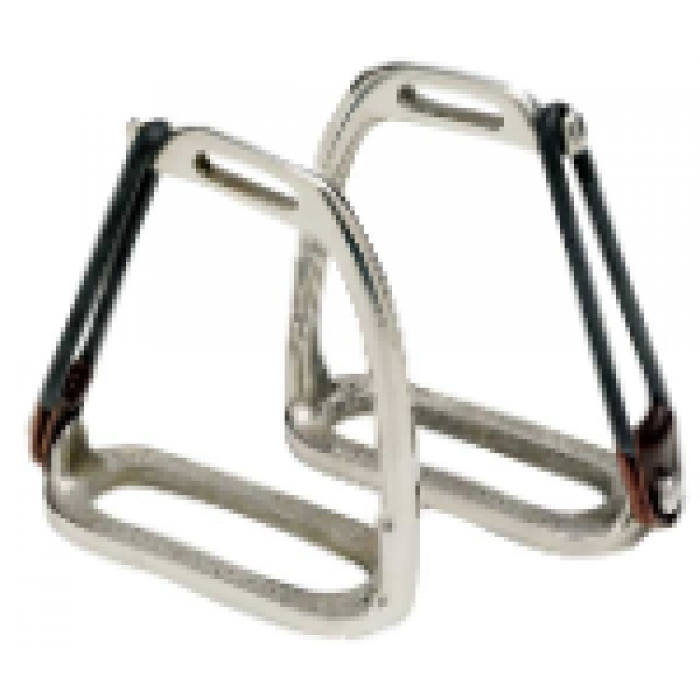 Stainless Steel Peacock Irons - 11cm