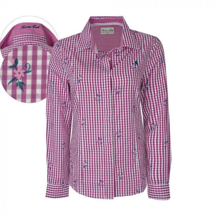 Thomas Cook Angie L/S Printed Shirt