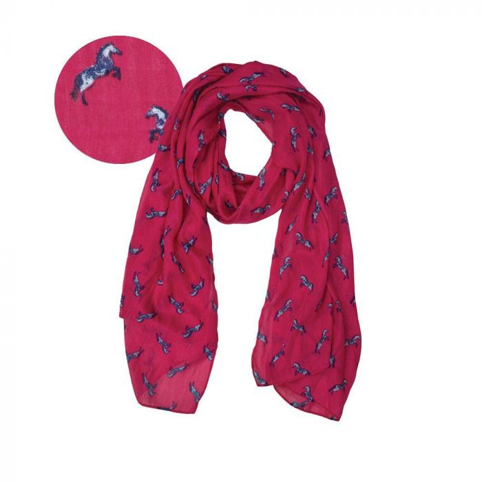 Thomas Cook Womens Scarf -  Hot Pink