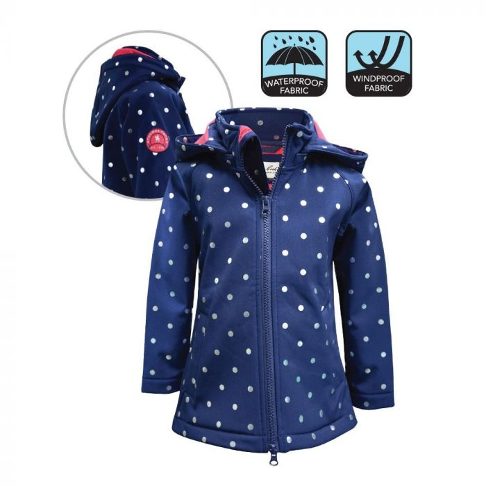 Thomas Cook Girls Elvy Soft Shell Jacket