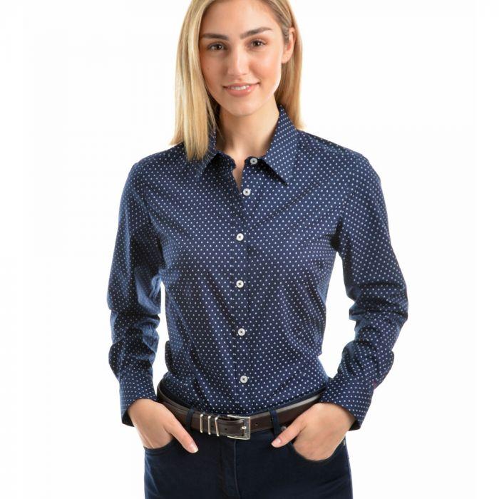 Thomas Cook Gabrielle Long Sleeve Print Shirt