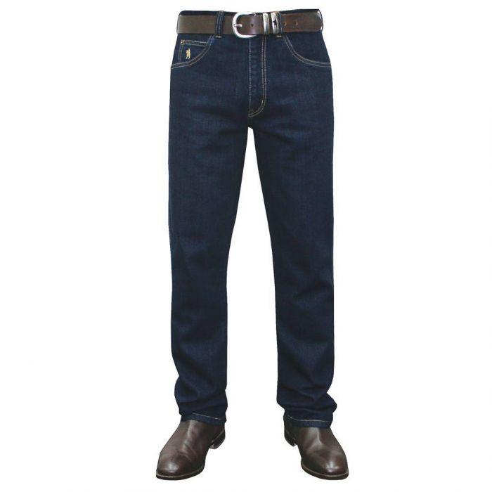Thomas Cook Stretch Denim Jean - Indigo
