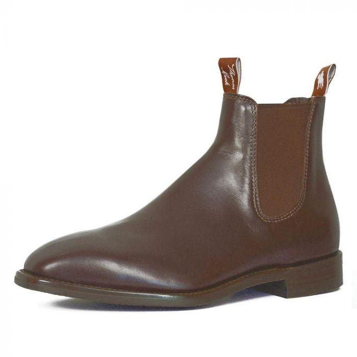 TC Mens Trentham Boot - Chestnut