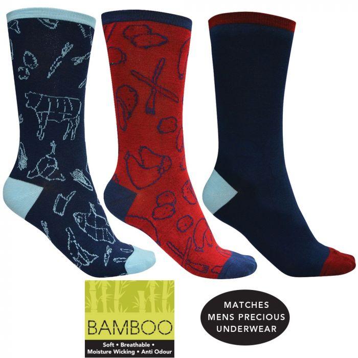 Thomas Cook Bamboo Socks - Multi