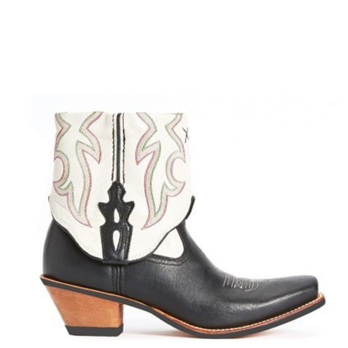 Twisted X Women's Steppin' Out Cuff PWS Toe
